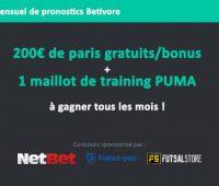concours pronostics betivore