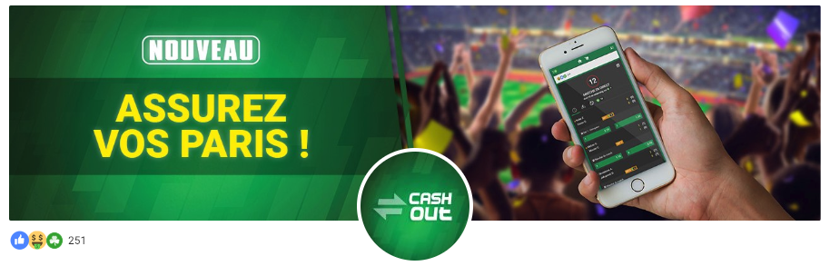 comment parier en ligne cash out unibet